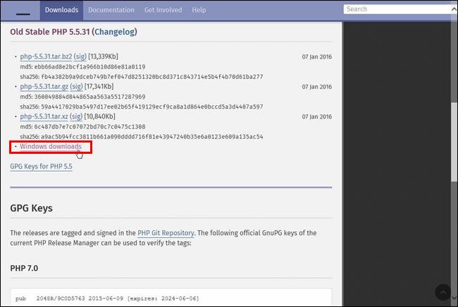 PHP をWindowsにインストールする手順 | WEB …